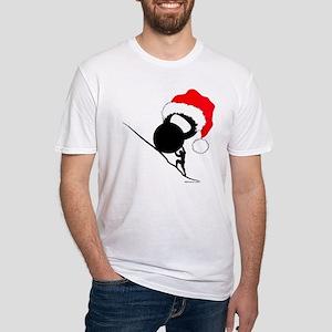 sisyphus Kettlebell Christmas T-Shirt