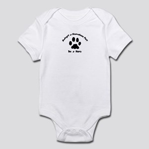 Adopt a Pet Infant Bodysuit