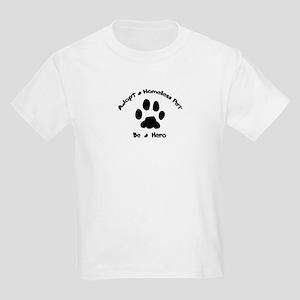 Adopt a Pet Kids Light T-Shirt