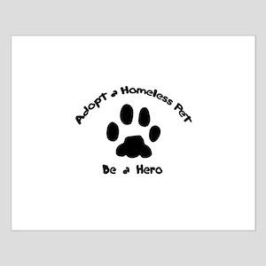 Adopt a Pet Small Poster