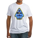 USS ARCHERFISH Fitted T-Shirt