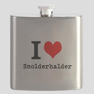 I love Smolderhalder Flask