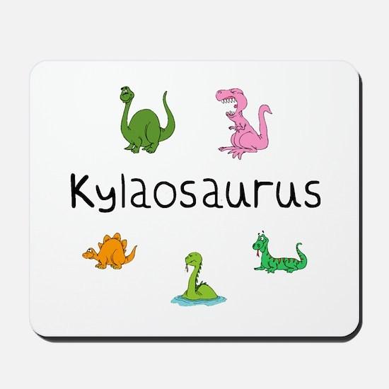 Kylaosaurus Mousepad