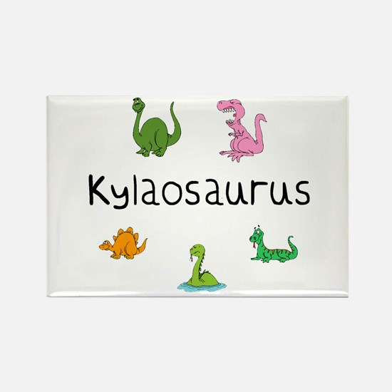 Kylaosaurus Rectangle Magnet