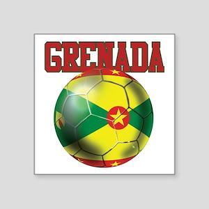 Grenada Football Sticker