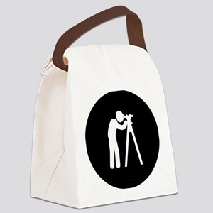 Land-Surveyor-AAB1 Canvas Lunch Bag