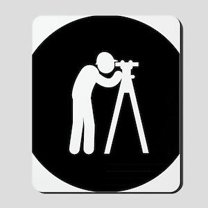 Land-Surveyor-AAB1 Mousepad