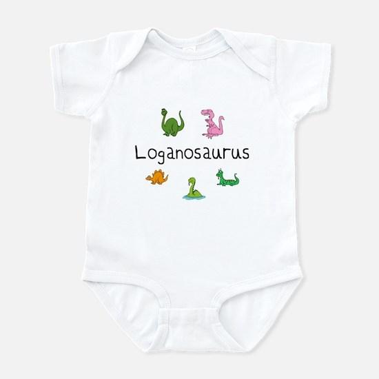 Loganosaurus Infant Bodysuit