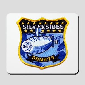 USS SILVERSIDES Mousepad