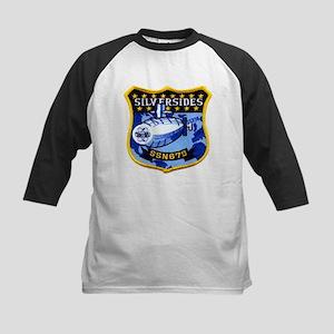 USS SILVERSIDES Kids Baseball Jersey