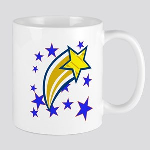 i just saw a shooting star! Mugs