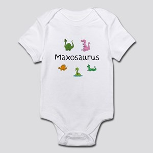 Maxosaurus Infant Bodysuit