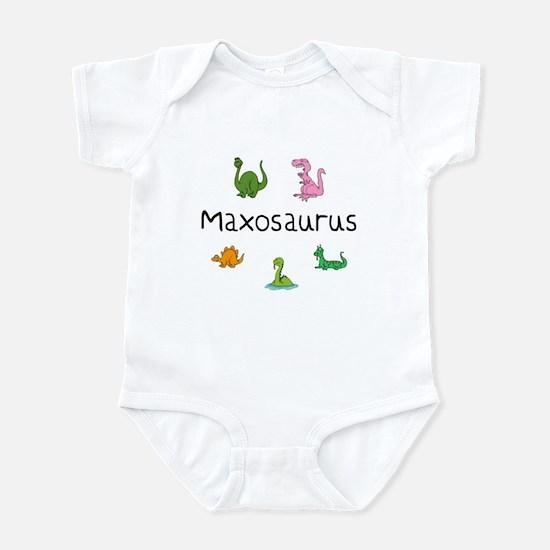 Maxosaurus Infant Bodysuit