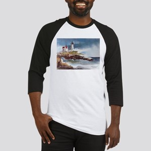 Nubble Light House Baseball Jersey