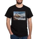 Nubble Light House Dark T-Shirt