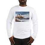 Nubble Light House Long Sleeve T-Shirt