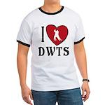 I Heart DWTS Ringer T