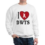 I Heart DWTS Sweatshirt