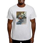 Flowers (#2) by Elsie Batzell Light T-Shirt