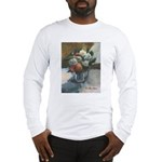 Flowers (#2) by Elsie Batzell Long Sleeve T-Shirt
