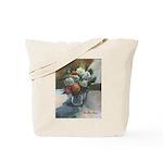 Flowers (#2) by Elsie Batzell Tote Bag