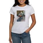 Flowers (#2) by Elsie Batzell Women's T-Shirt