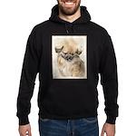 Pekingese Hoodie (dark)