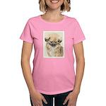 Pekingese Women's Dark T-Shirt