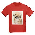 Pekingese Kids Dark T-Shirt