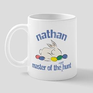 Easter Egg Hunt - Nathan Mug