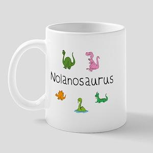Nolanosaurus Mug