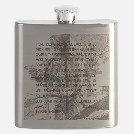 Unique Creative Flask