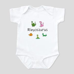 Rileyosaurus Infant Bodysuit