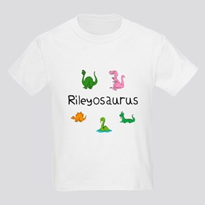 Rileyosaurus Kids Light T-Shirt