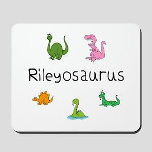 Rileyosaurus Mousepad