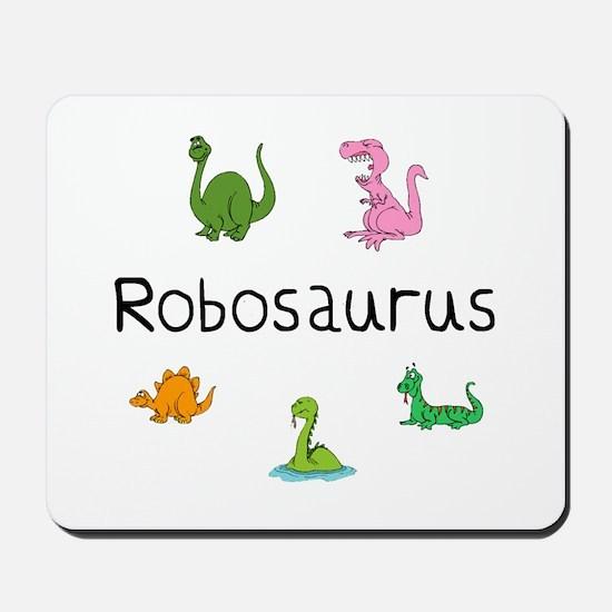 Robosaurus Mousepad