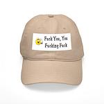 Fuck You, You Fucking Fuck Cap