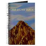 He Is My Rock Journal