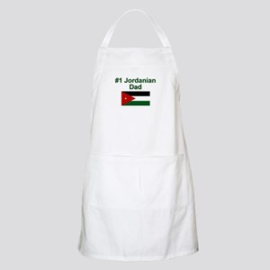 Jordanian #1 Dad BBQ Apron
