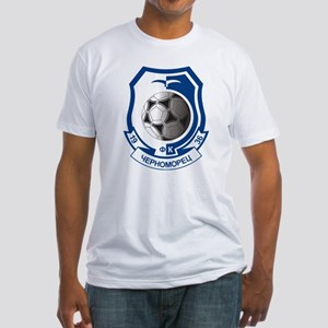 Fitted T-Shirt Odessa, Ukraine Futbol, football