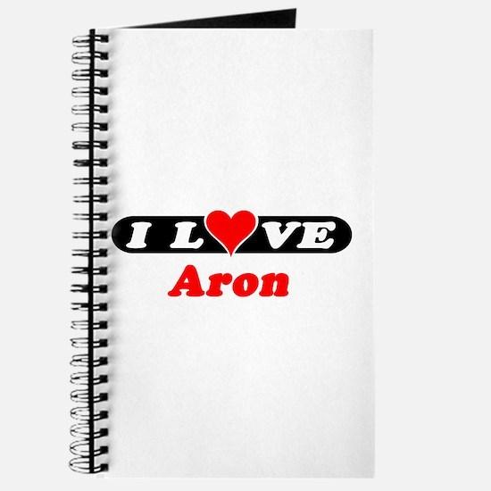 I Love Arnulfo Journal