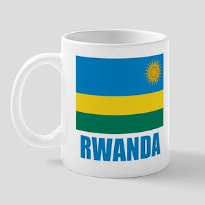 Rwanda Flag Mug