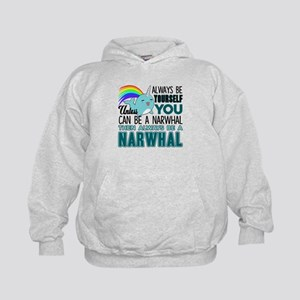 Narwhal Shirt -The Always Be A Narwhal Sweatshirt
