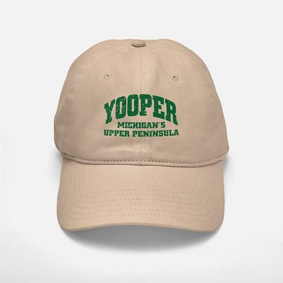 Yooper Baseball Baseball Cap