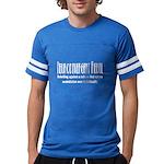 Neurodivergent Rebel Football Jersey T-Shirt
