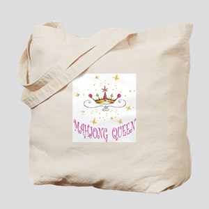 MAHJONG QUEEN Tote Bag
