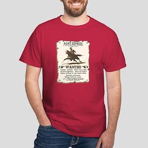 Pony Express Dark T-Shirt