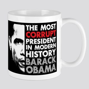 Most Corrupt President Mugs