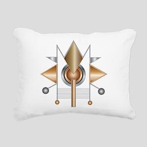 22-4 Rectangular Canvas Pillow