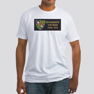 75th Rangers Fitted T-Shirt